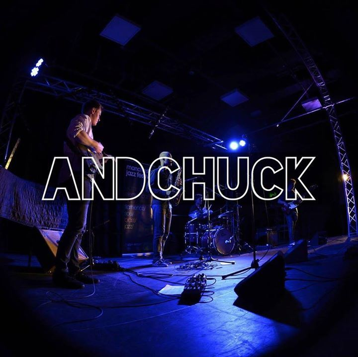 ANDCHUCK Tour Dates