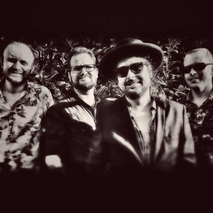 The Blues Overdrive Tour Dates