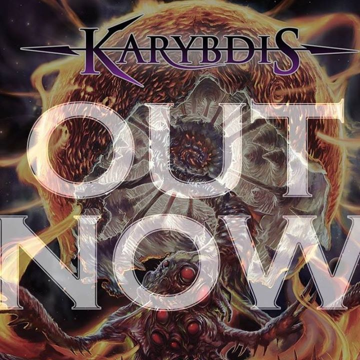 Karybdis Tour Dates