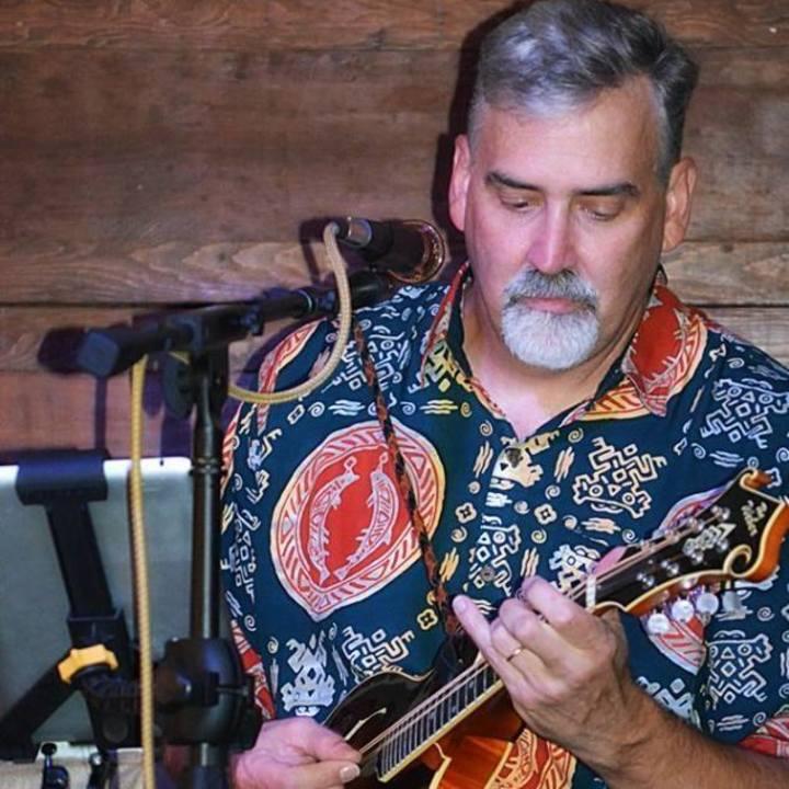 Patrick Sylvest, Troubadour @ Calmes House Concerts - Baton Rouge, LA