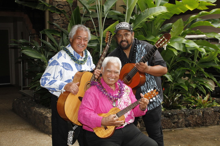 George Kahumoku Jr @ Montalvo Arts Center - Saratoga, CA