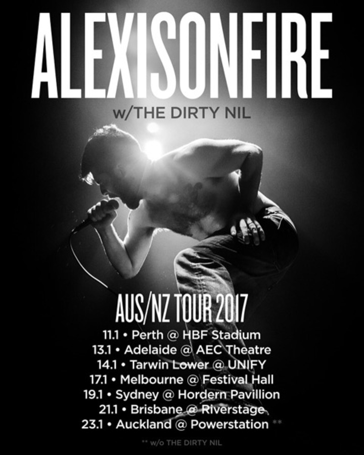 The Dirty Nil @ AEC Theatre - Hindmarsh, Australia
