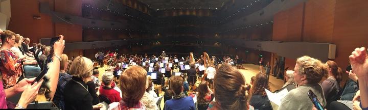 Laura Lou Music @ Orchestra Hall - Minneapolis, MN