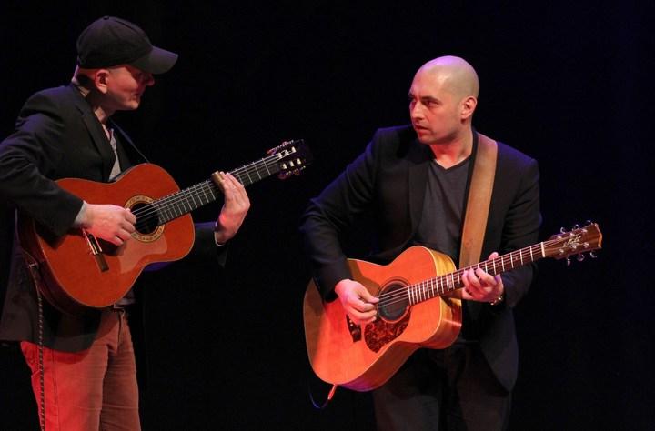 Stanislav Počaji -guitarplayer @ Prachtwerk - Berlin, Germany