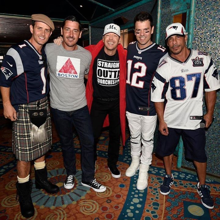 New Kids on the Block Tour Dates