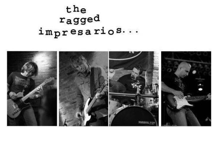 The Ragged Impresarios Tour Dates