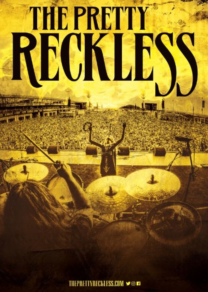 The Pretty Reckless @ Anthem @ Hard Rock - Sioux City, IA