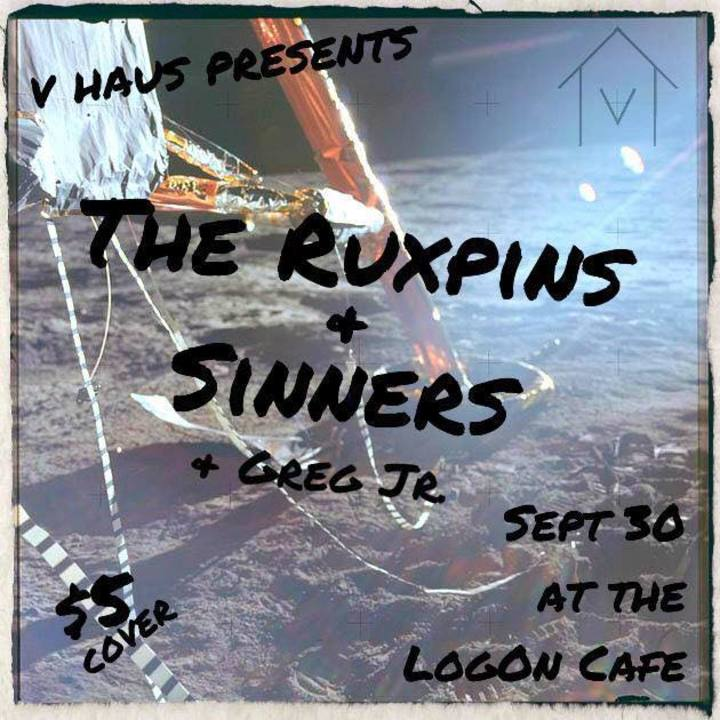 The Ruxpins Tour Dates