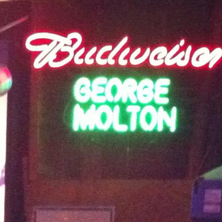 George Molton Tour Dates