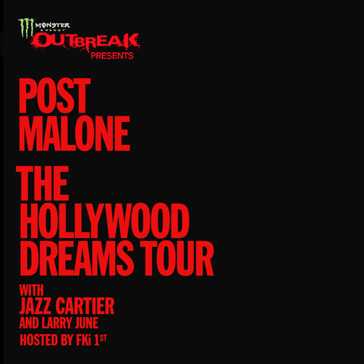 Post Malone Tour Dates