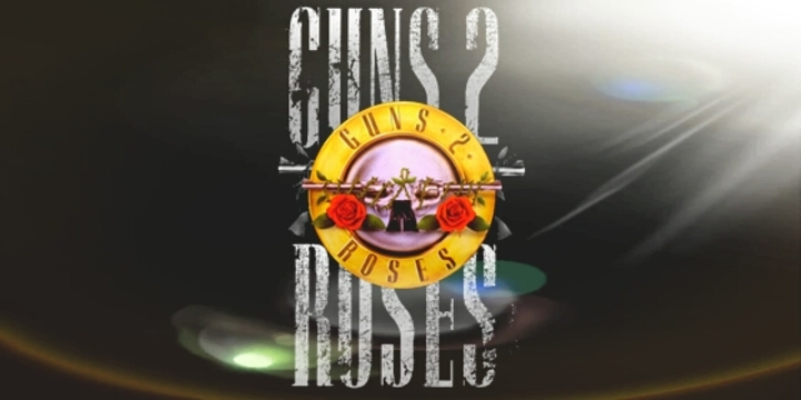 Guns 2 Roses - UK Guns N Roses Tribute @ The Dragonffli - Pontypool, United Kingdom