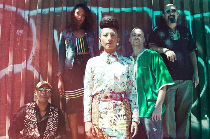 Alsarah & The Nubatones Tour Dates