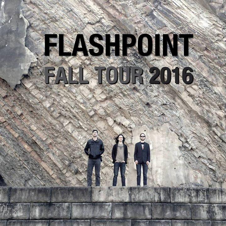 Flashpoint Tour Dates