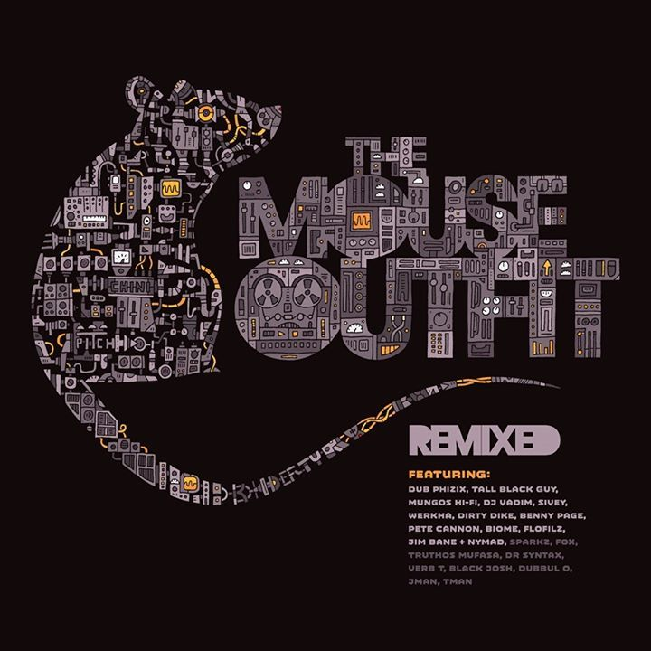 The Mouse Outfit @ The Nest - Bath, United Kingdom
