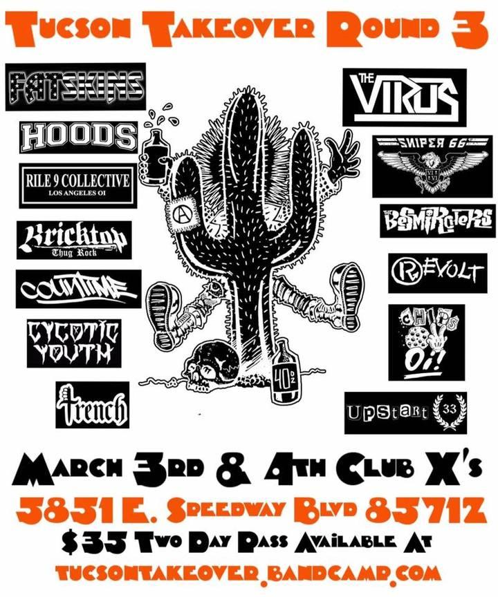 Sniper 66 @ Club XS - Tucson, AZ