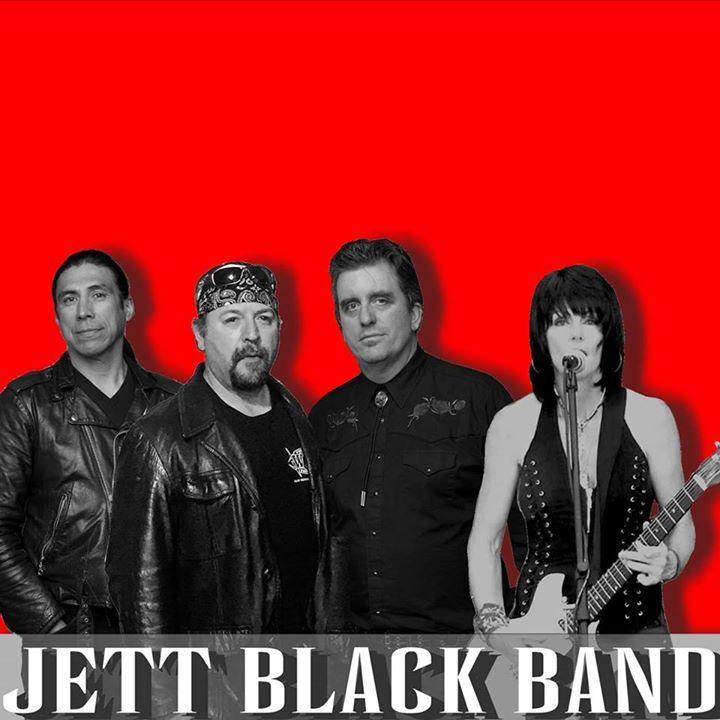 JETT BLACK BAND Tour Dates