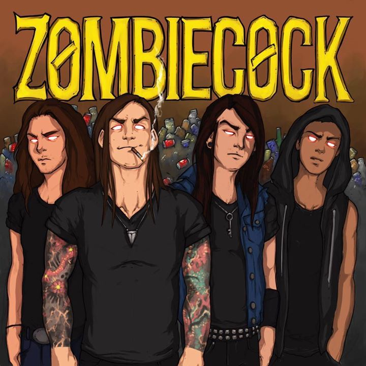 ZombieCock Tour Dates