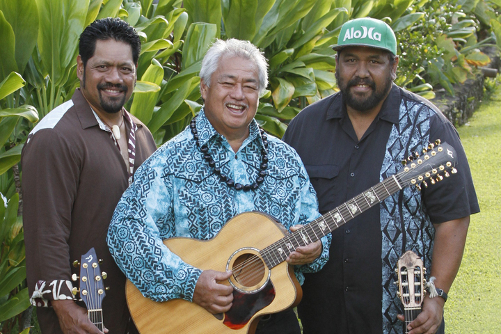 George Kahumoku Jr @ The Barns at Wolftrap - Vienna, VA