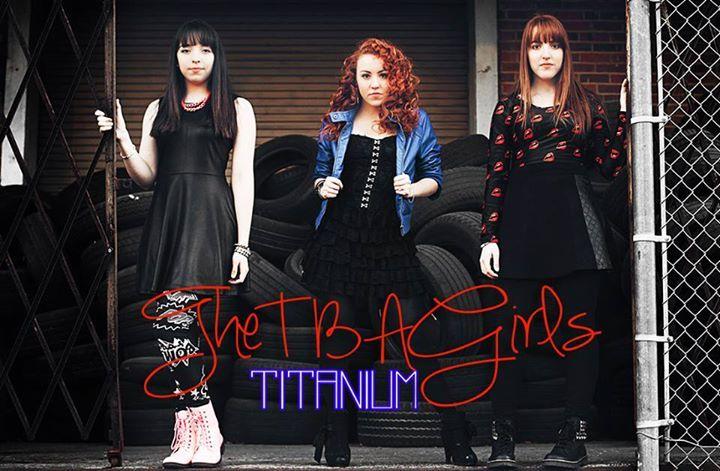 The TBAGirls Tour Dates