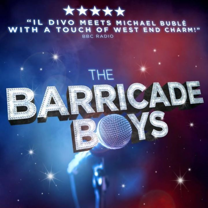 The Barricade Boys Tour Dates