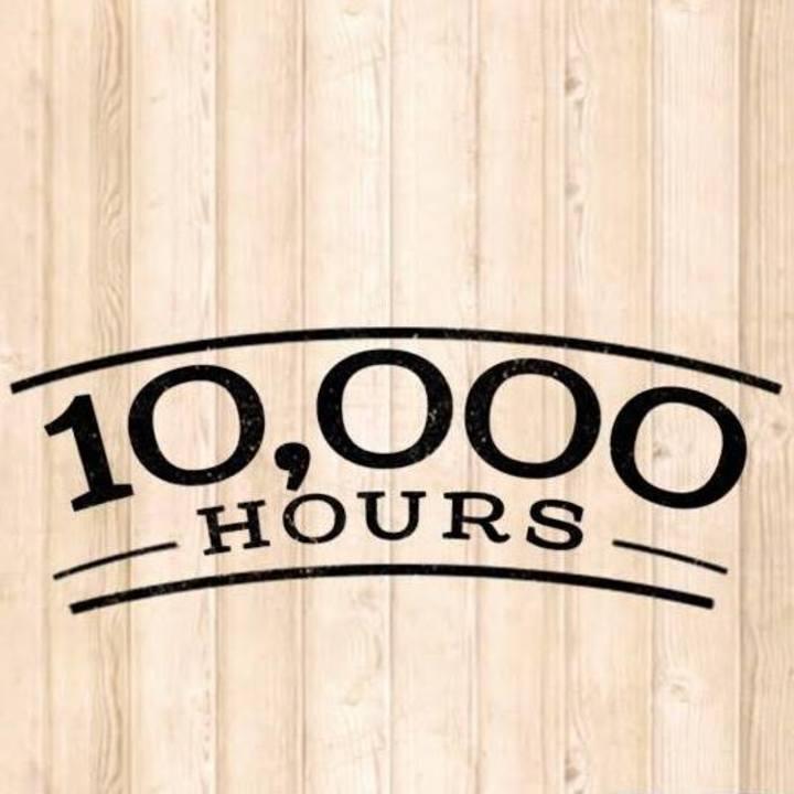 10,000 Hours Tour Dates