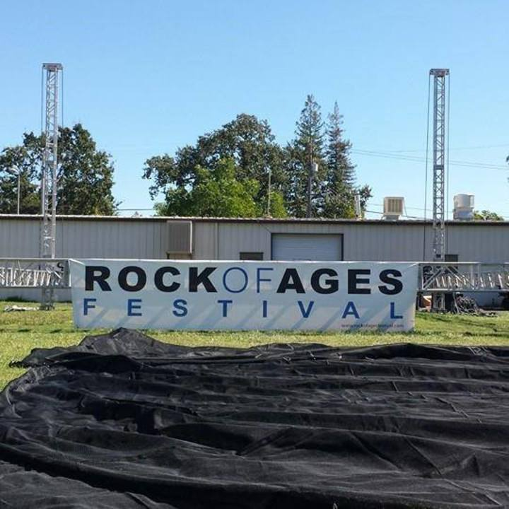 Rock of Ages Festival Tour Dates