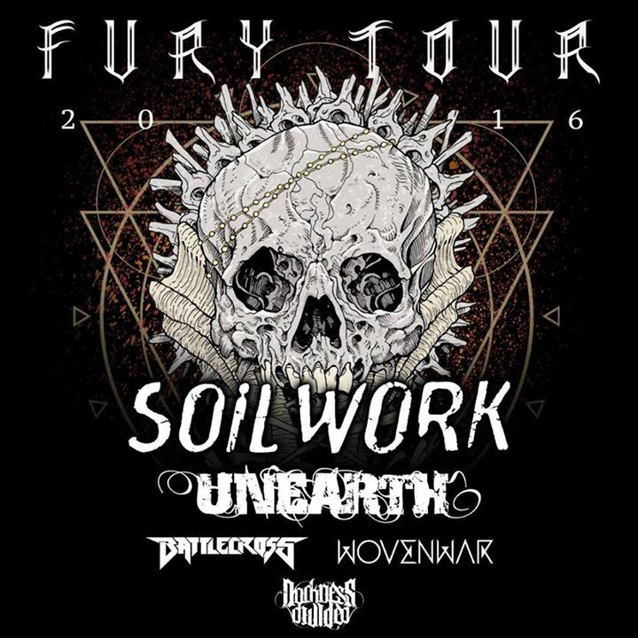 Fury Tour Tour Dates