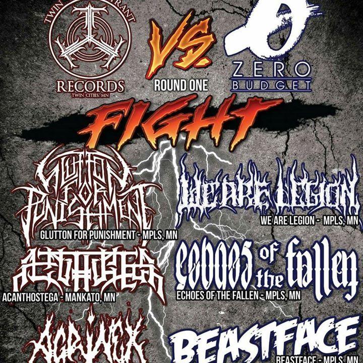 Beastface Tour Dates