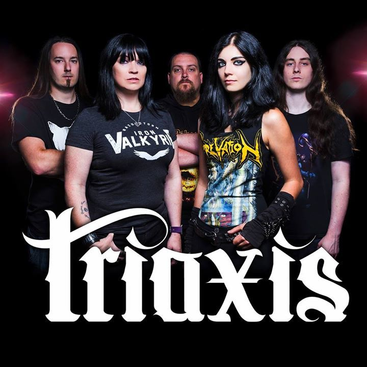 Triaxis @ THE VENUE - Selby, United Kingdom