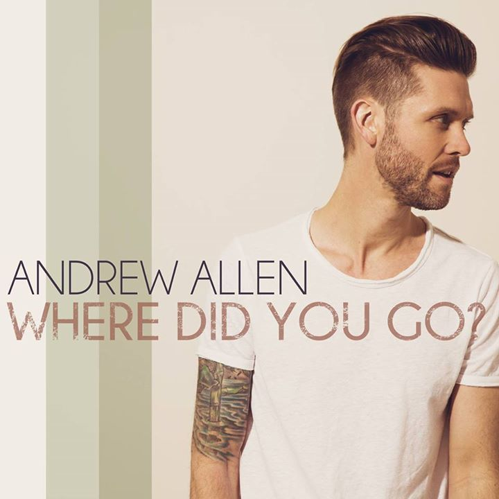Andrew Allen Tour Dates