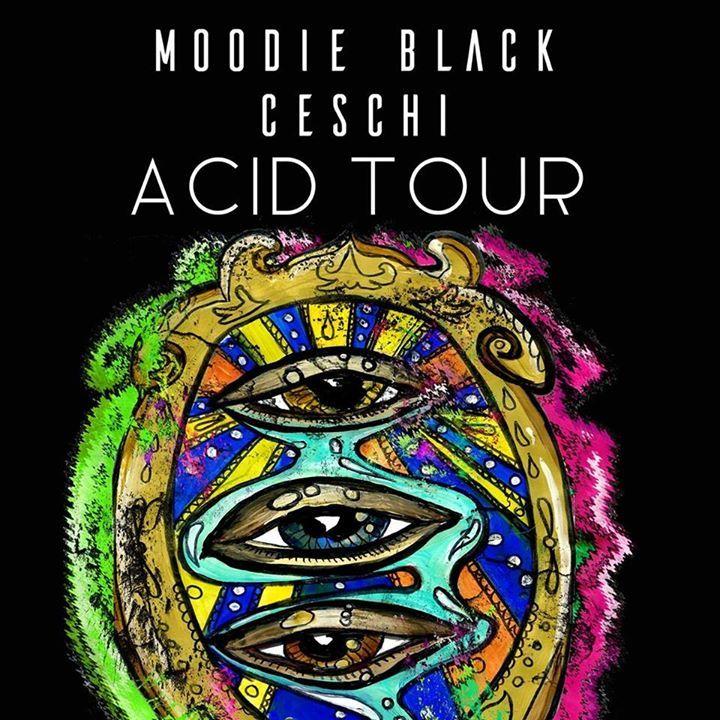 moodie black Tour Dates