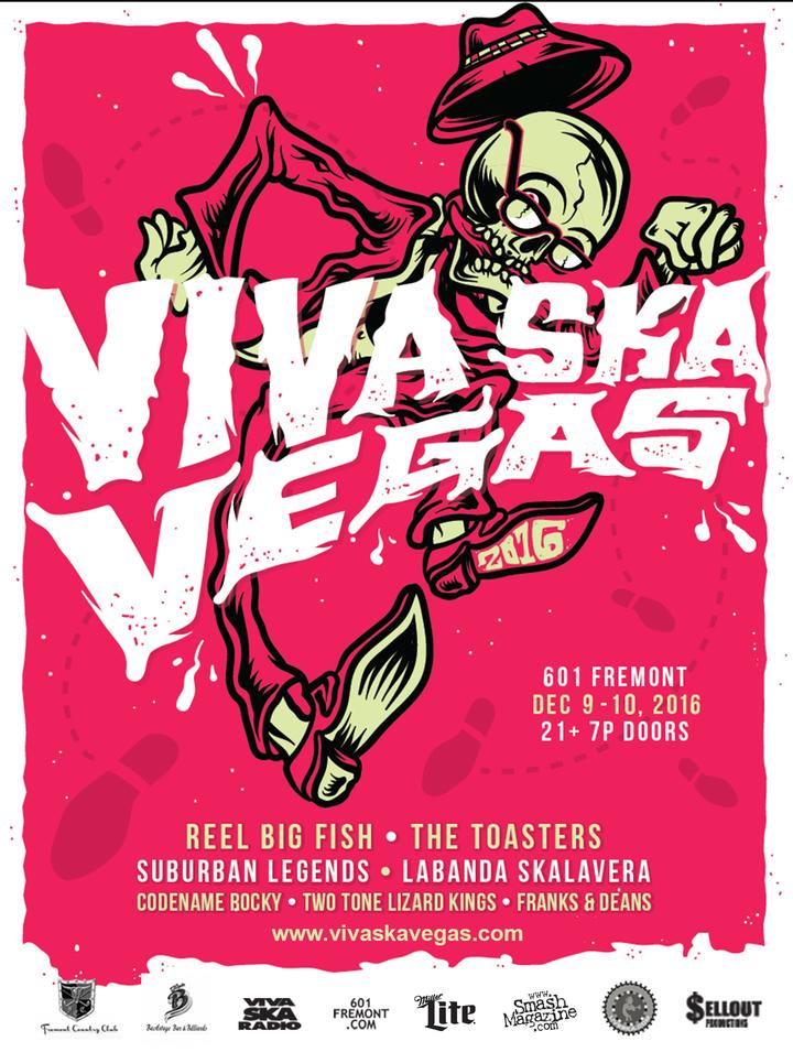 The Toasters @ Viva Ska Vegas - Las Vegas, NV