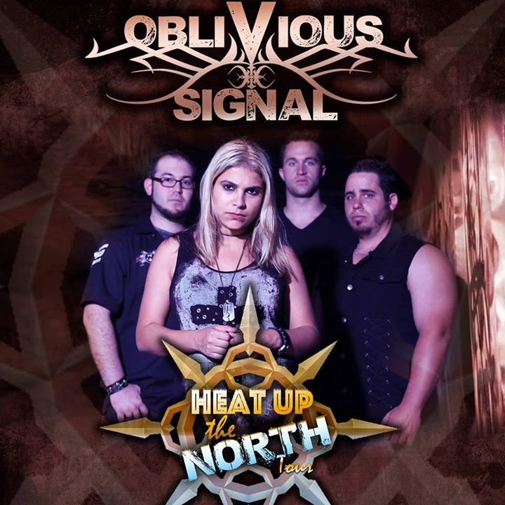 Oblivious Signal Tour Dates