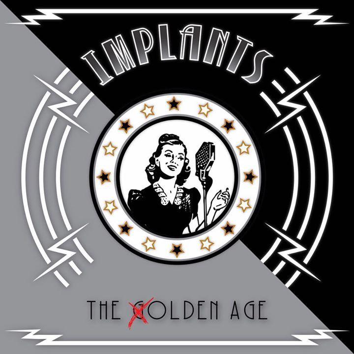 Implants Tour Dates