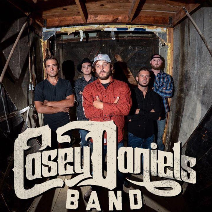 Casey Daniels Band Tour Dates