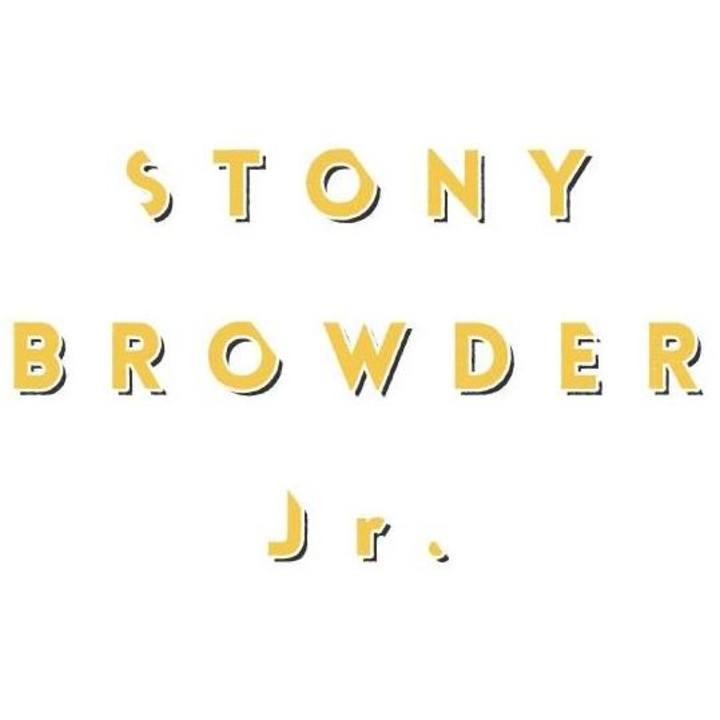 Stony Browder Jr Tour Dates