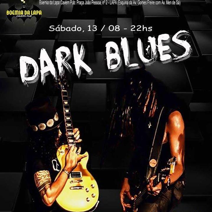 Power-Trio DARK BLUES Tour Dates