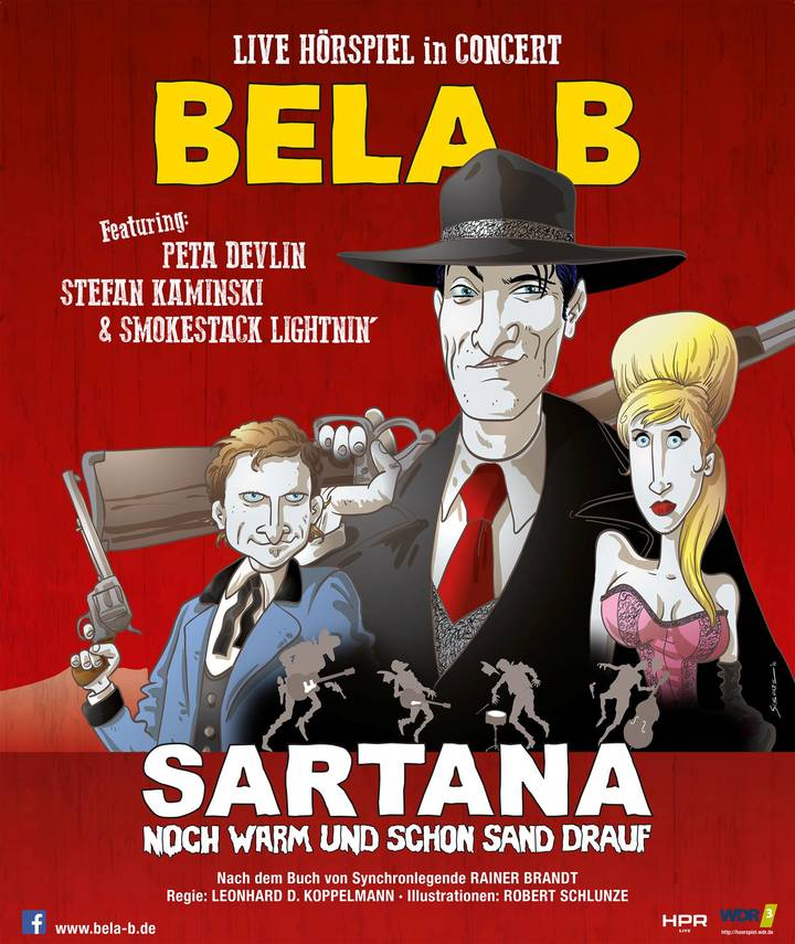 Bela B. @ Theaterhaus - Stuttgart, Germany