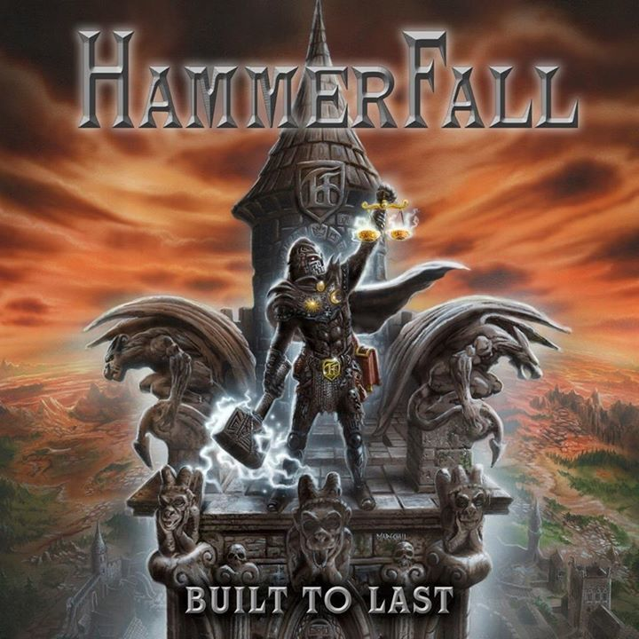 HammerFall @ The National Grove - Anaheim, CA