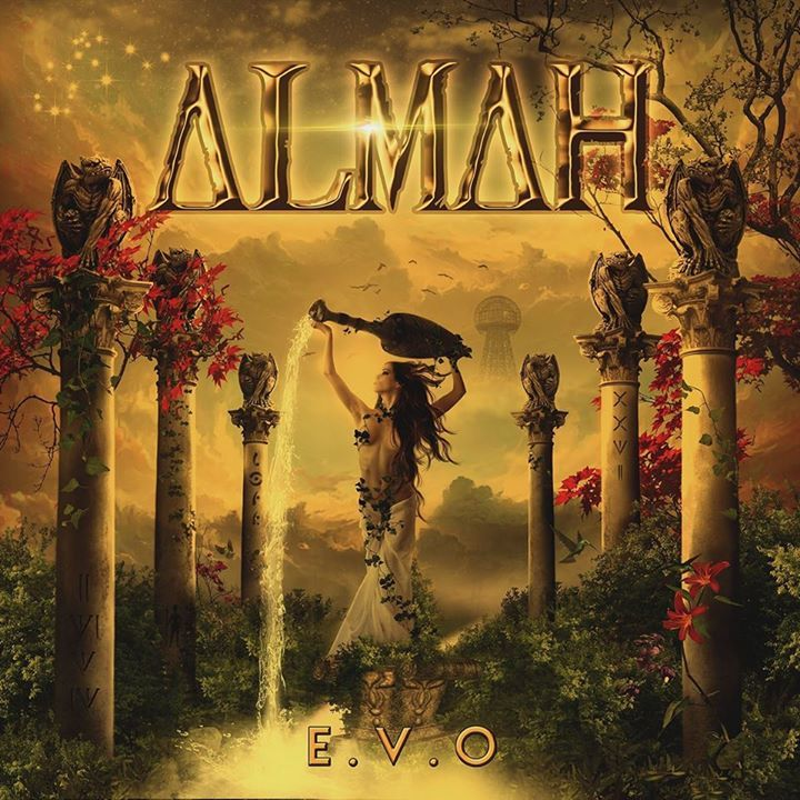 Almah Tour Dates
