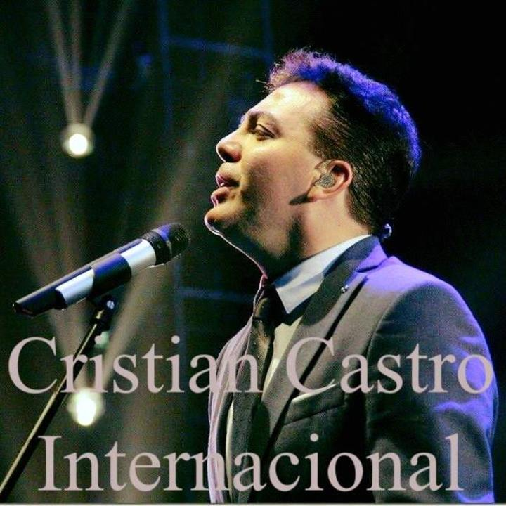 CRISTIAN CASTRO INTERNACIONAL Tour Dates