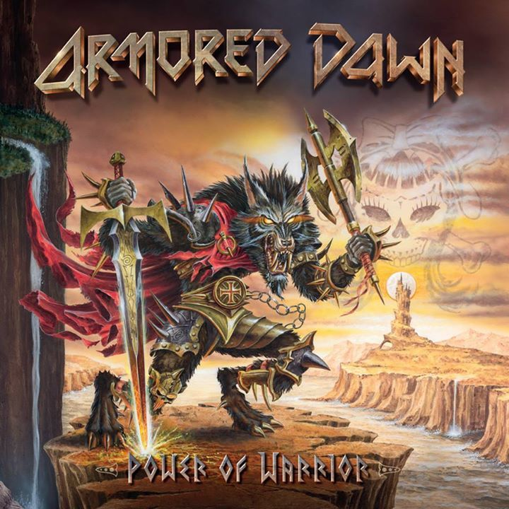 Armored Dawn Tour Dates