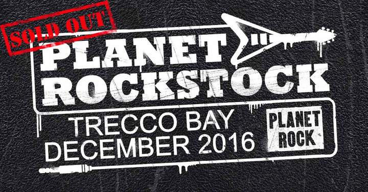 Tax The Heat @ Planet Rockstock 2016 - Porthcawl, United Kingdom