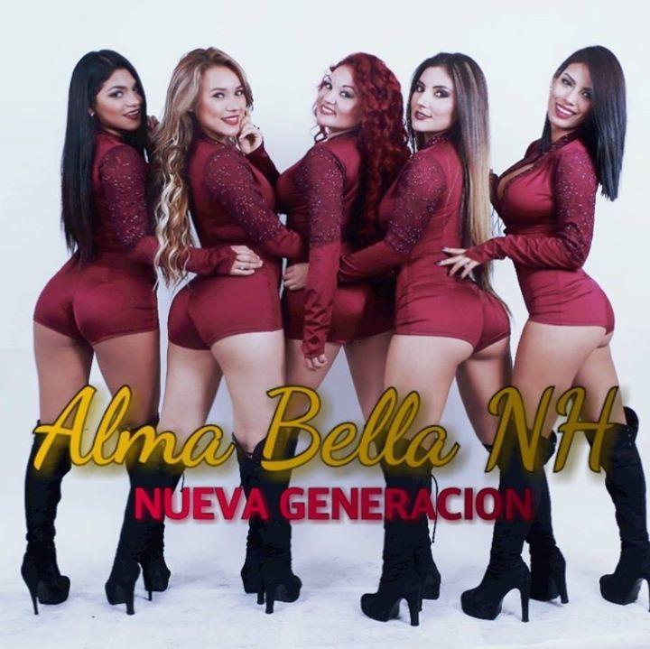 Alma Bella Fan Page Tour Dates