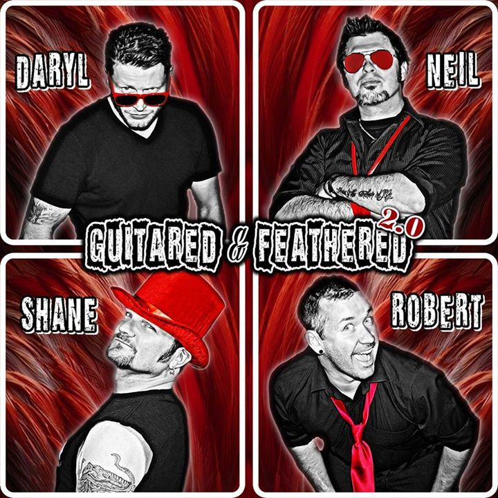 Guitared & Feathered Tour Dates