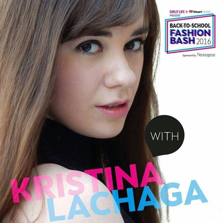 Kristina Lachaga Tour Dates