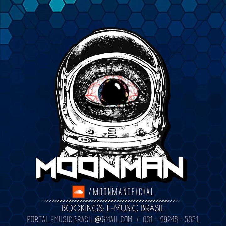 Moonman Tour Dates