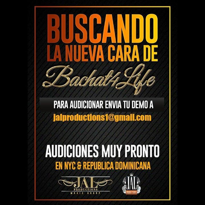 Bachata4life Tour Dates
