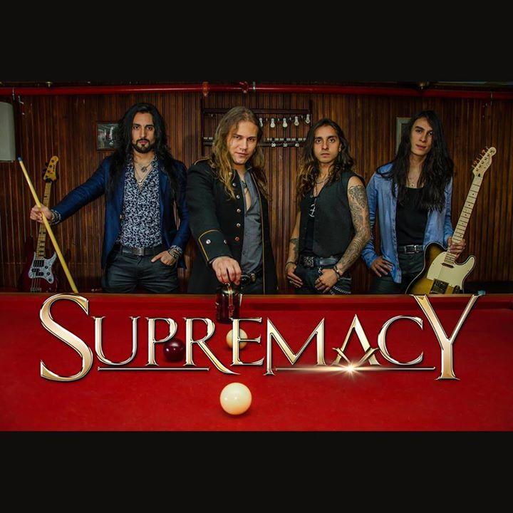 Supremacy Tour Dates