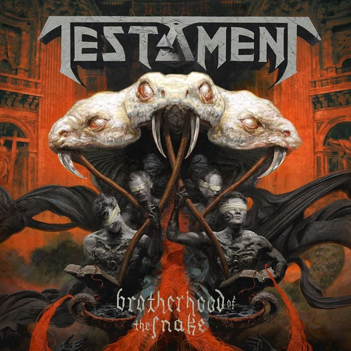 Testament Tour Dates